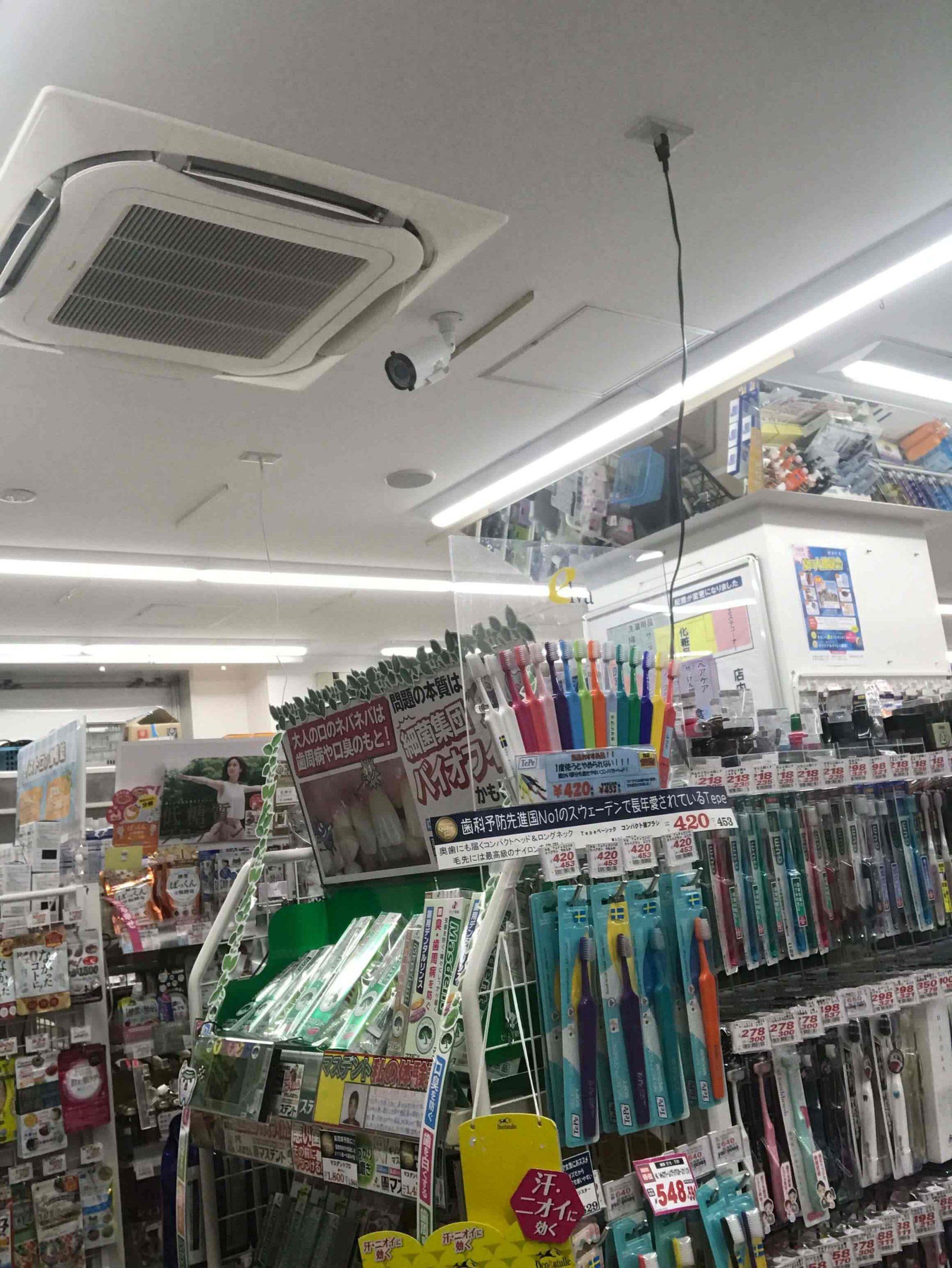 立川市ボックスカメラ