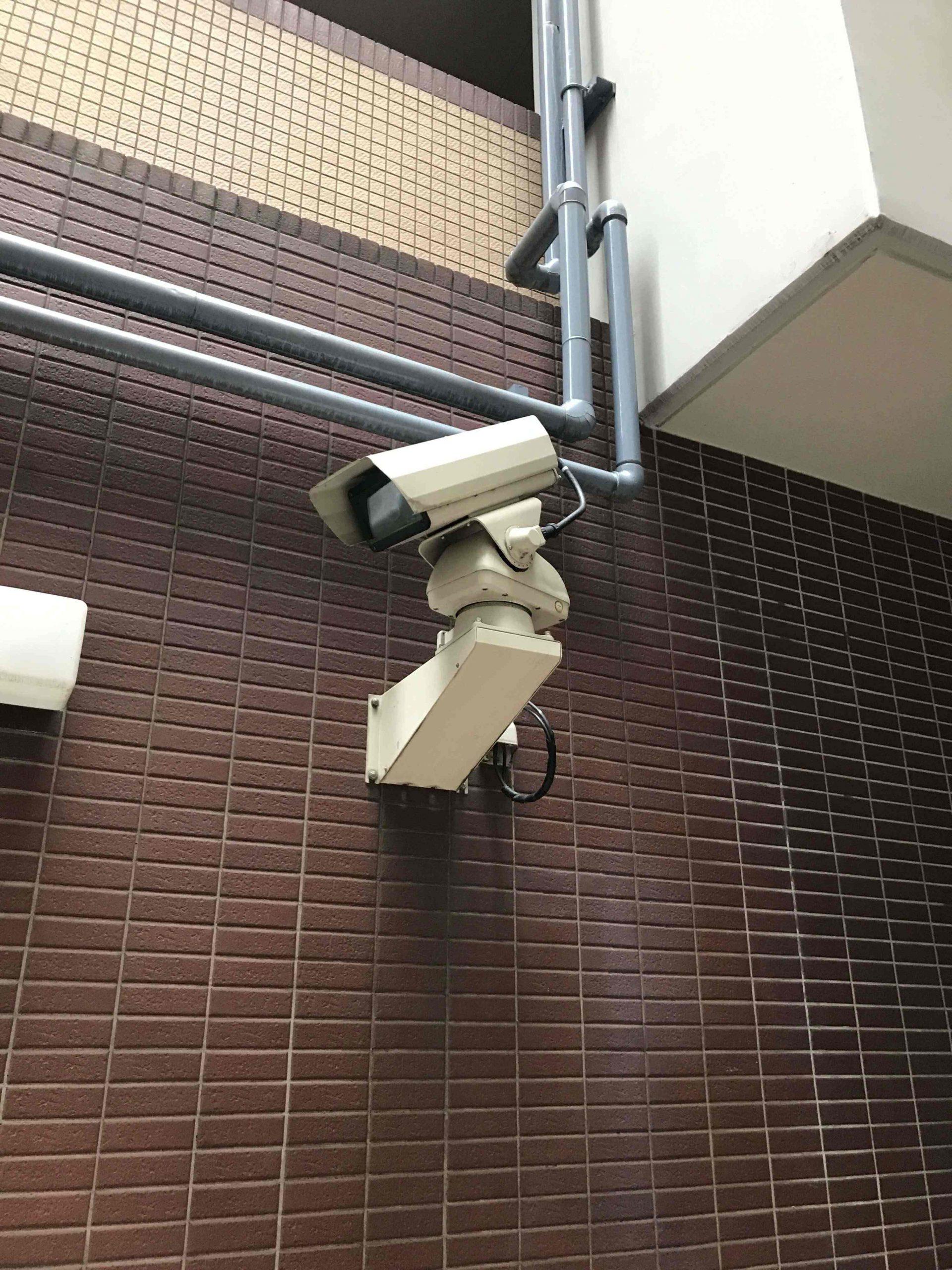 関東地区マンションBOXカメラ設置